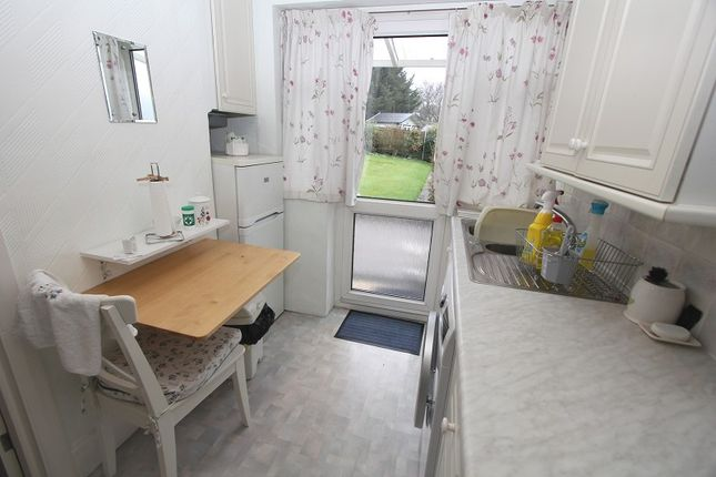 Kitchen of Wyre Grove, Edgware, Greater London. HA8