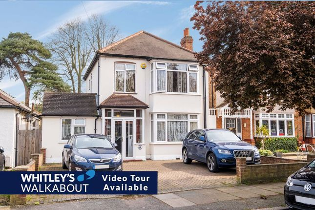 Thumbnail Detached house for sale in Ferrers Avenue, West Drayton, Middlesex