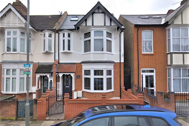 Thumbnail Flat to rent in Nimrod Road, Streatham