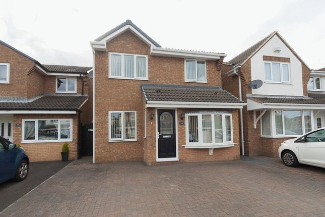 Thumbnail Detached house for sale in Priory Grange, Blyth