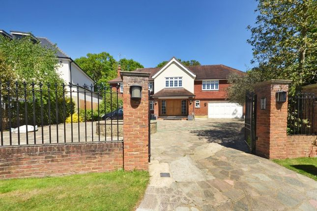 6 bed detached house for sale in Thornley, Coombe Park, Coombe Park Estate, Kingston Upon Thames, Surrey