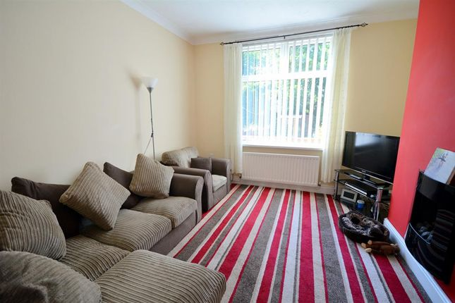 Living Room of Richard Terrace, Coronation, Bishop Auckland DL14
