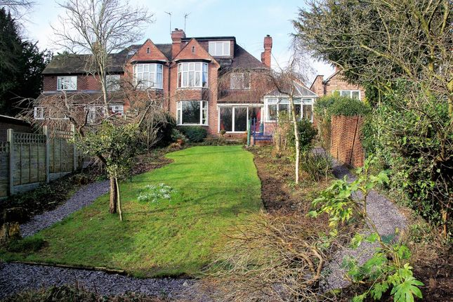 Thumbnail Semi-detached house for sale in Meole Hall Gardens, Shrewsbury, Shropshire