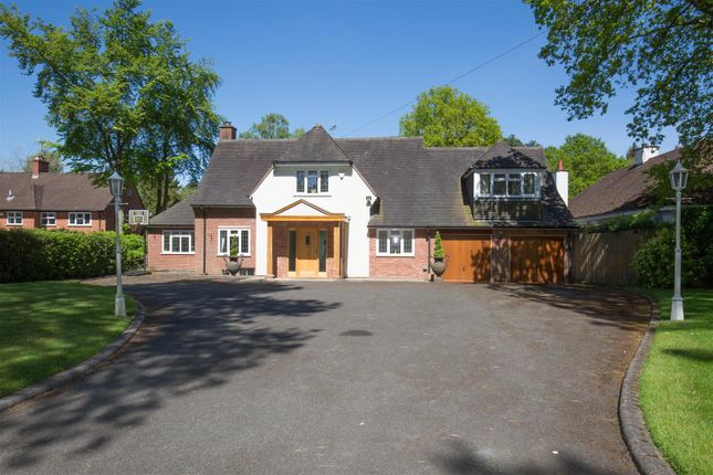 Thumbnail Detached house for sale in Penn Lane, Tanworth-In-Arden, Solihull