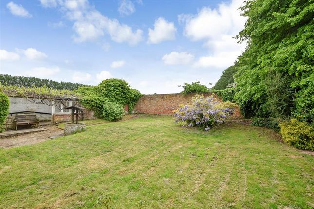 Rear Garden of Lower Road, East Farleigh, Maidstone, Kent ME15