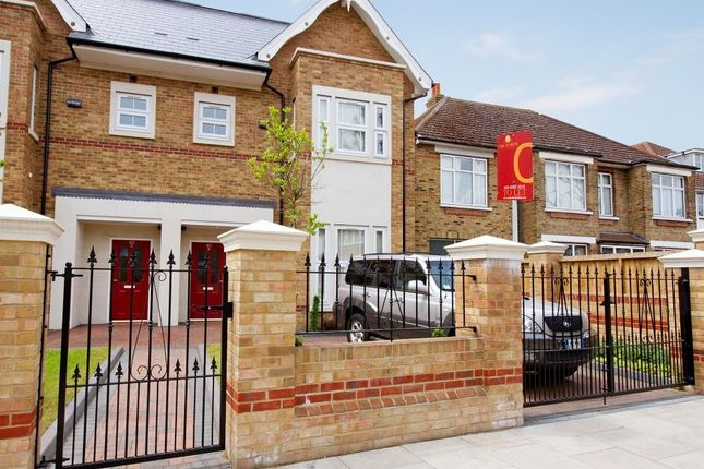 Thumbnail Semi-detached house to rent in Rosemont Road, London