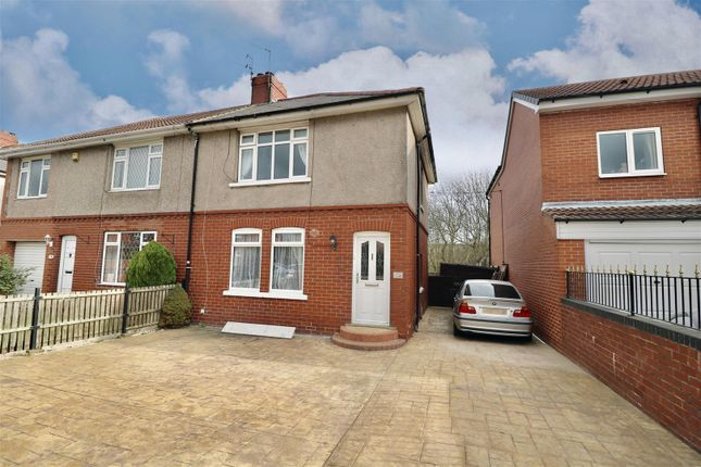 3 bed semi-detached house for sale in Highfield Park, Maltby, Rotherham S66