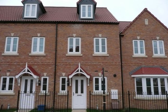 Thumbnail Terraced house to rent in Goldfinch Court, Wath-Upon-Dearne, Rotherham, South Yorkshire