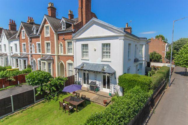Thumbnail End terrace house for sale in Beauchamp Avenue, Leamington Spa