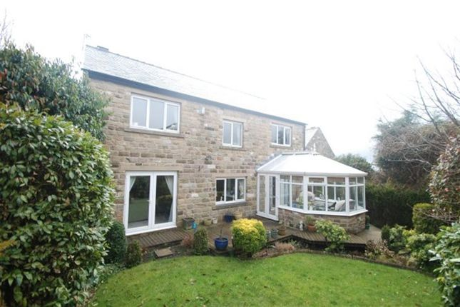 Thumbnail Detached house for sale in Bower Gardens, Stalybridge, Cheshire