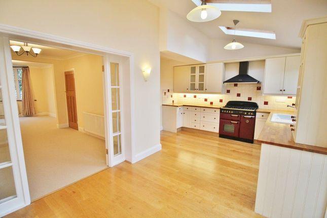 Thumbnail Semi-detached house to rent in Eynsford Road, Farningham, Dartford