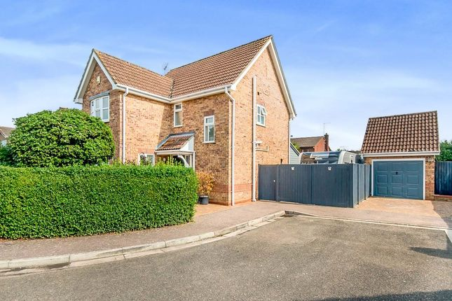 Thumbnail Detached house for sale in Welbeck Road, Wisbech