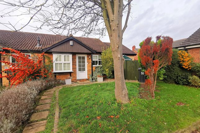 Semi-detached bungalow for sale in Roman Wharf, Lincoln