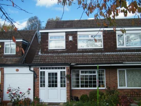 Thumbnail Property to rent in Chesham Drive, Bramcote, Nottingham