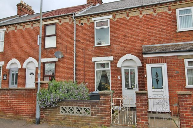 3 bed terraced house for sale in Albemarle Road, Gorleston, Great Yarmouth