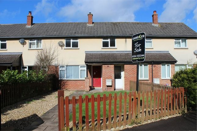 Thumbnail Terraced house for sale in Larkhill Road, Locking, Weston-Super-Mare, North Somerset