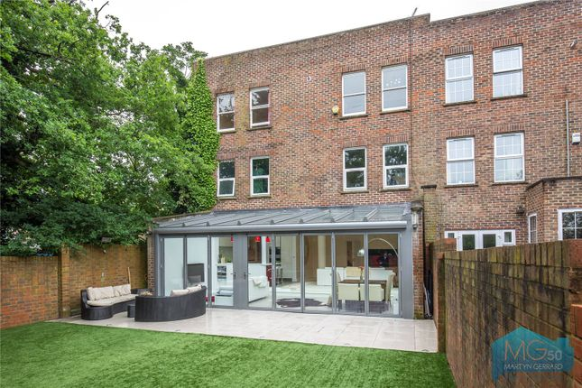 End terrace house for sale in Sussex Gate, Sussex Gardens, London