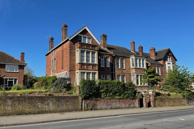 Thumbnail Semi-detached house for sale in Heavitree Road, Exeter