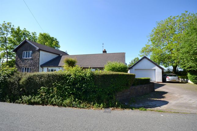 Thumbnail Detached house for sale in Templebar Road, Pentlepoir, Saundersfoot
