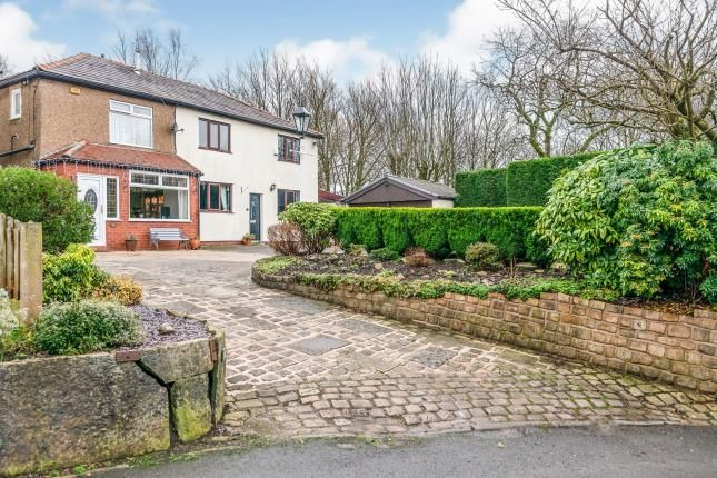 Thumbnail Semi-detached house for sale in Dobb Brow Road, Westhoughton, Bolton, Greater Manchester