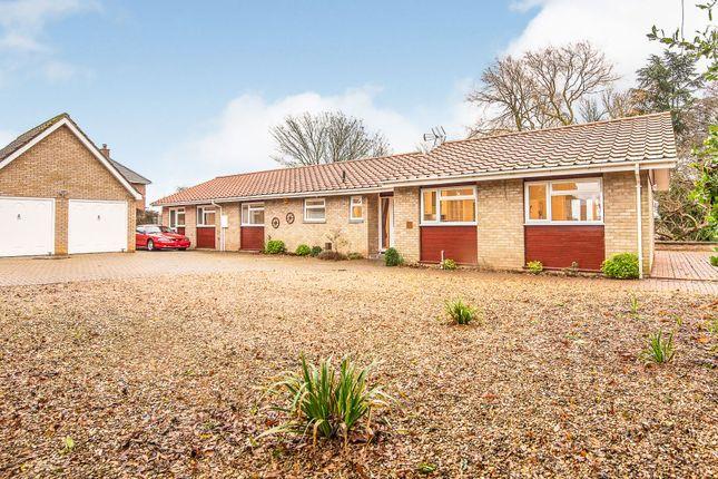 5 bed detached bungalow for sale in Main Street, Gedney Dyke, Spalding PE12