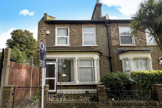 Thumbnail Terraced house for sale in Edward Street, London
