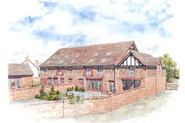 2 bed barn conversion for sale in Bretton, Chester, Flintshire CH4