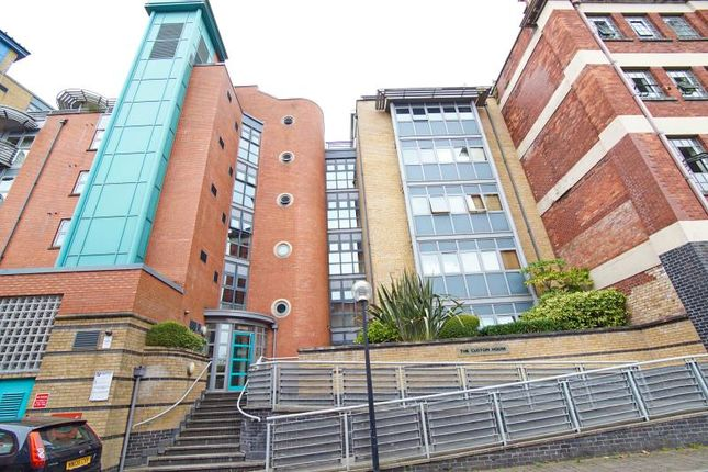 Thumbnail Flat to rent in The Custom House, Ferry Street, Redcliffe Backs, Bristol