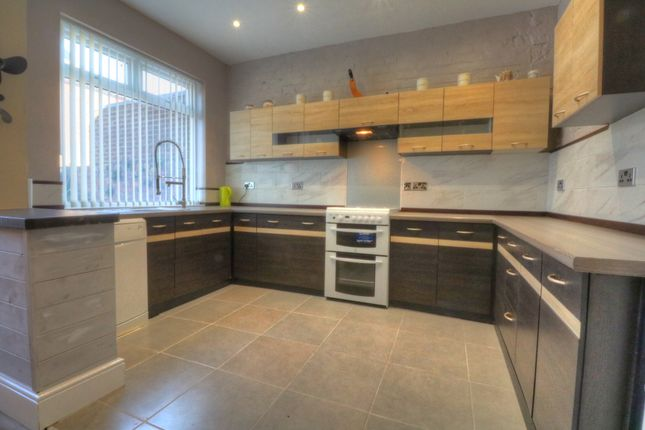 Thumbnail Terraced house for sale in East Sea View, Newbiggin-By-The-Sea