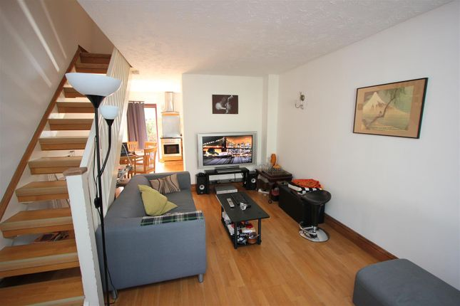 Thumbnail Terraced house to rent in President Drive, London