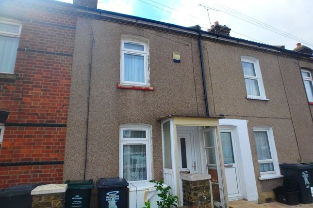 2 bed terraced house for sale in Herbert Road, Swanscombe