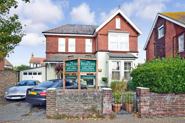 Thumbnail Detached house for sale in Shelley Road, Worthing, West Sussex