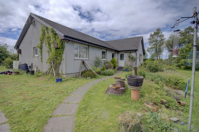 Thumbnail Bungalow for sale in Cnoc Uaine, Shielfoot, Acharacle