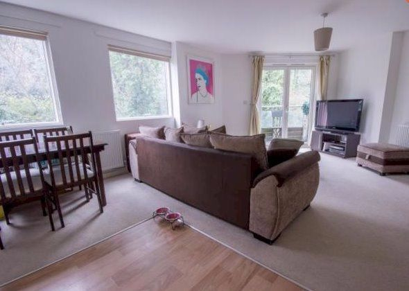 Thumbnail Flat to rent in Seren Park Gardens, Greenwich