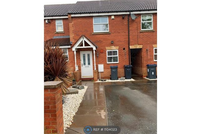 2 bed terraced house to rent in Varley Road, Birmingham B24