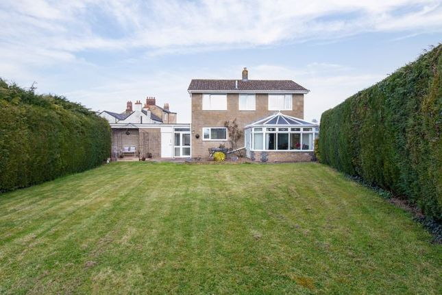 Thumbnail Detached house for sale in Robinson Way, Backwell, Bristol