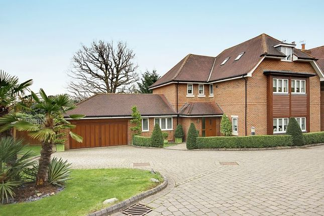 Thumbnail Detached house for sale in Tolmers Gardens, Cuffley, Hertfordshire