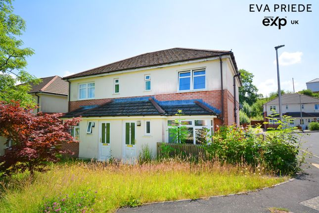 3 bed semi-detached house for sale in Caerbryn Road, Penygroes, Llanelli SA14