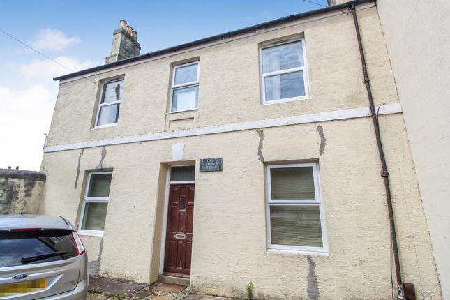 Staddon Terrace Lane, Plymouth PL1