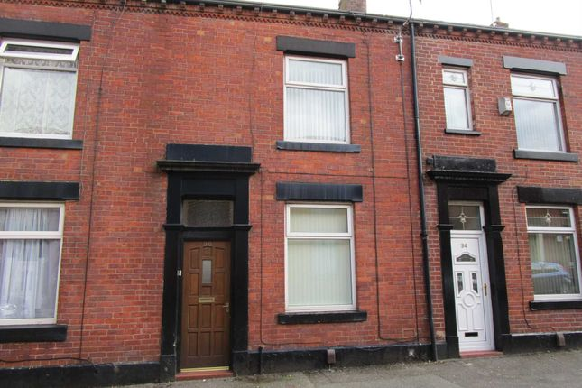 Thumbnail Terraced house to rent in Lyon Street, Shaw, Oldham