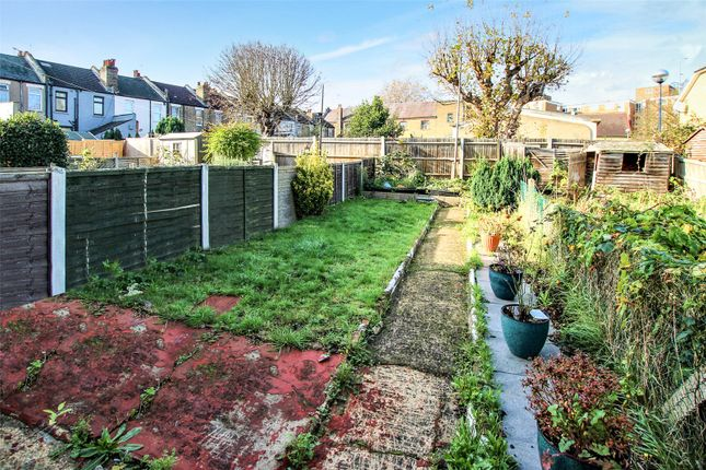 Garden of Flaxton Road, Plumstead Common, London SE18