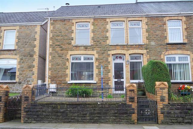 Thumbnail Terraced house to rent in Maesteg Road, Cwmfelin, Maesteg, Mid Glamorgan