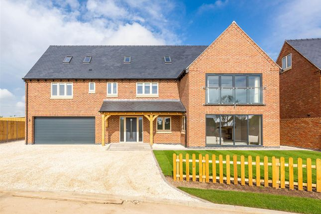 Thumbnail Detached house for sale in Tillbridge Lane, Sturton By Stow, Lincoln