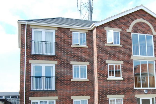 Thumbnail Flat for sale in Parliament Close, Skegness