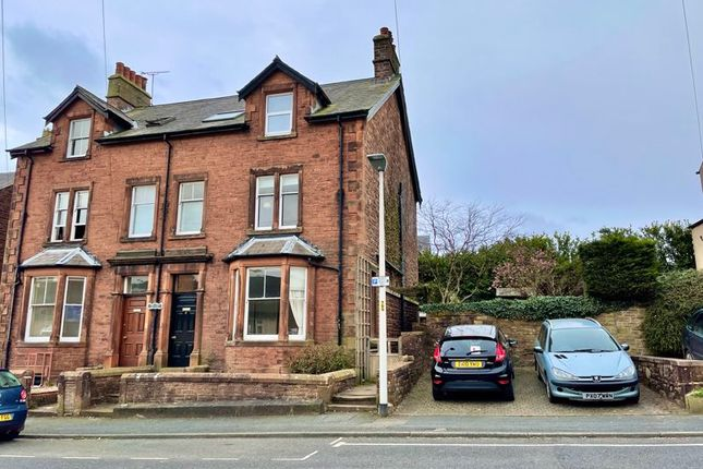 Thumbnail Town house for sale in Elm Grove, Elm Terrace, Penrith