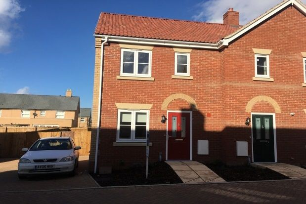 Thumbnail Property to rent in Snowdrop Grove, Downham Market