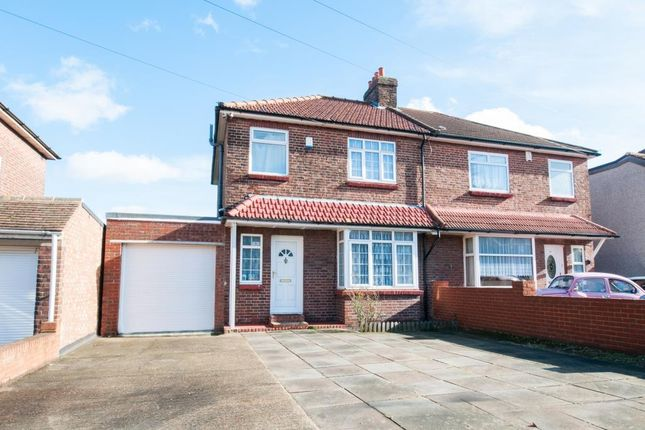 Thumbnail Semi-detached house to rent in Barnehurst Road, Bexleyheath, Kent