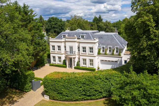 Thumbnail Detached house for sale in The Barton, Cobham, Surrey