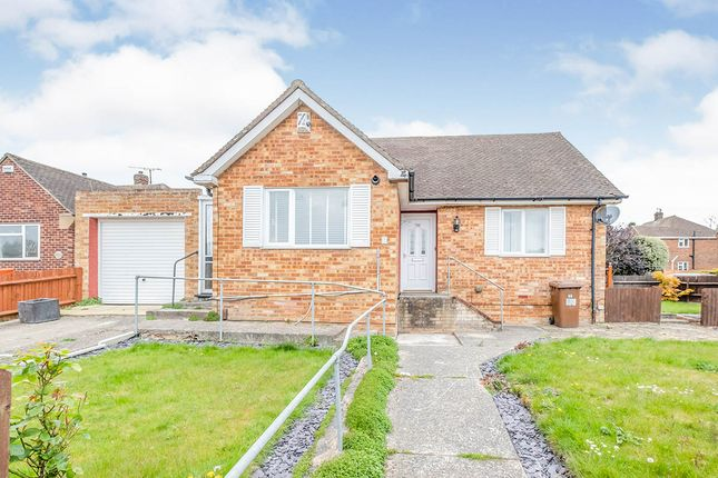 Thumbnail Bungalow for sale in Swale Road, Rochester, Kent