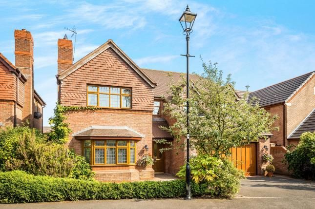 Thumbnail Detached house for sale in Upton Rocks Avenue, Widnes, Cheshire